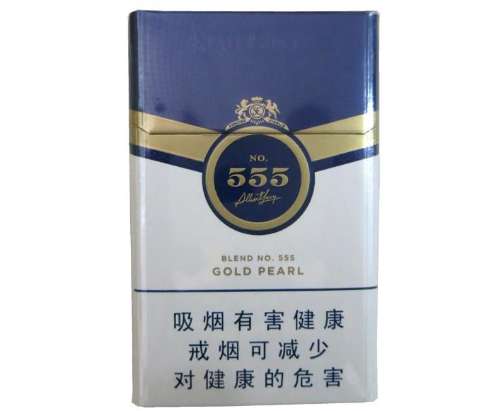台湾版的555烟