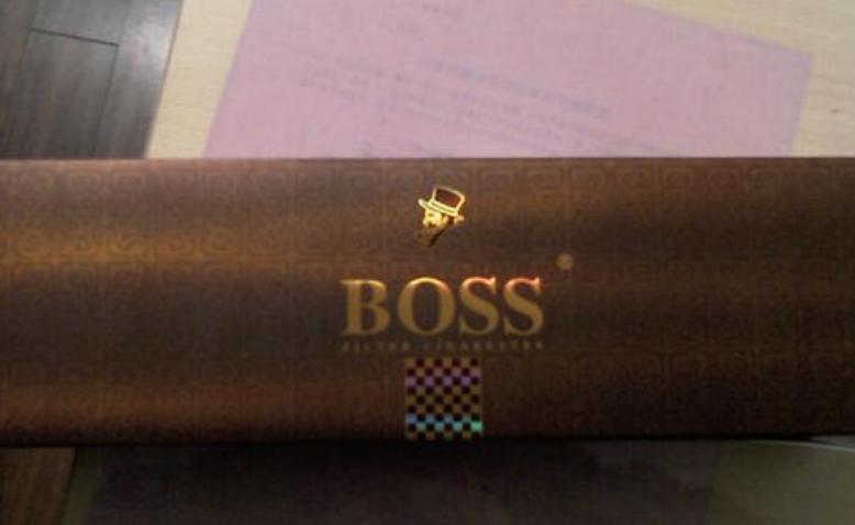 红色boss老板烟多少钱一盒