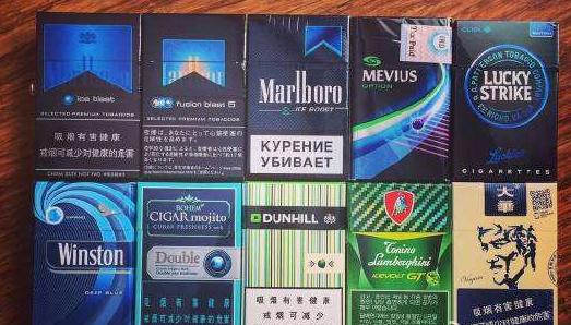 外国烟boss老板多少钱一包
