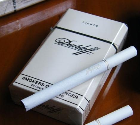 Davidoff大卫杜夫哪款烟好抽