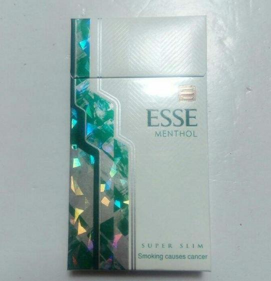 esse(爱喜)是真烟吗