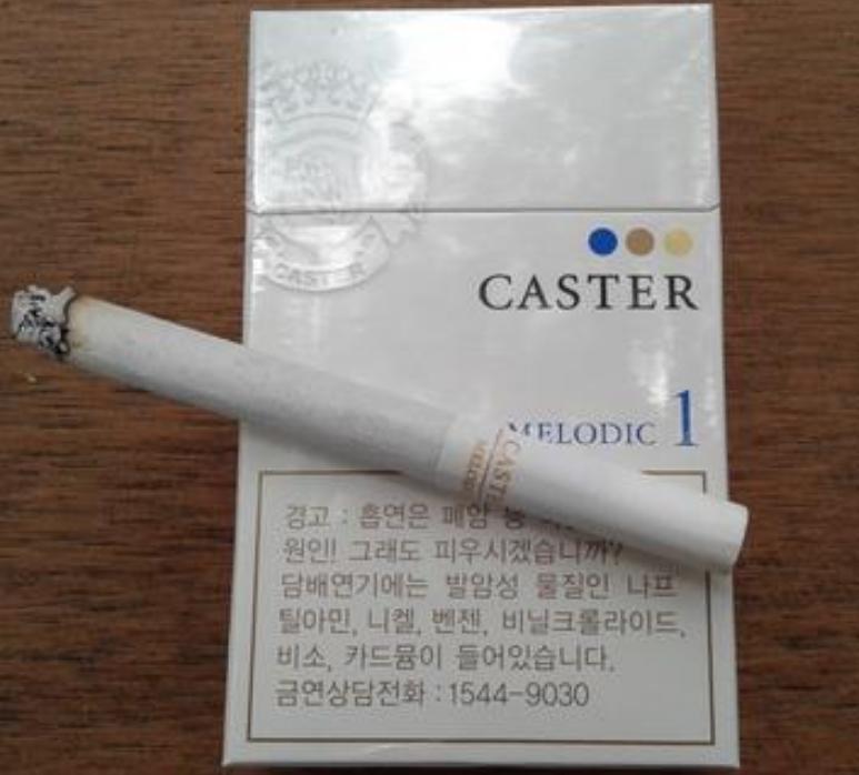 日本caster卡斯特烟多少钱
