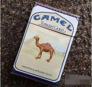 骆驼(土耳其金)科罗拉多州含税版 俗名: CAMEL TURKISH GOLD价格表图片