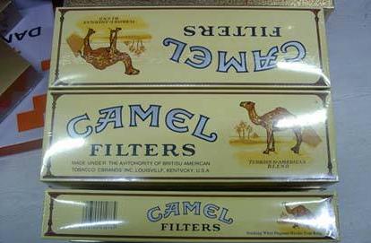 两个camel骆驼是什么牌子