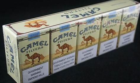 美版camel骆驼烟价格