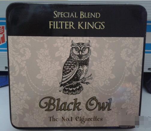 越南铁盒猫头鹰Black Owl价格图表