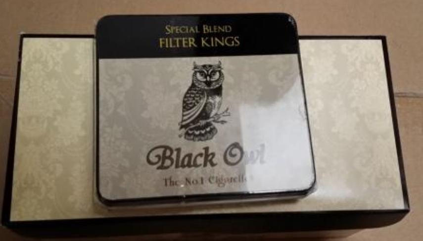 俄罗斯烟Black Owl猫头鹰