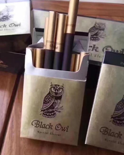 抽Black Owl猫头鹰烟危害大吗6