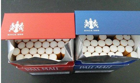 pallmall烟多少钱