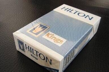HILTON希尔顿烟绿