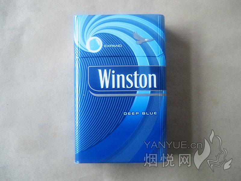 云斯顿(深蓝爆珠)缅甸含税版